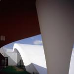 Przebudowa Liceum Galilée w Gennevilliers, Francja, w latach 2003 - 2005.