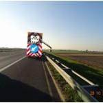 Nadzór nad robotami modernizacyjnymi na autostradzie A4