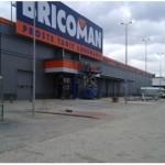 Zakończenie budowy Marketu Budowlanego BRICOMAN w Szczecinie