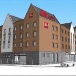 Kontrola Techniczna podczas budowy hotelu ibis Gdańsk Stare Miasto