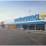 Zakończenie budowy marketu budowlanego Castorama w Cieszynie