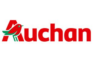Znalezione obrazy dla zapytania auchan retail logo