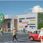 Rozbudowa CH Auchan w Białymstoku przy ul. Hetmańskiej