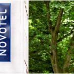 Deuxième étape de la modernisation de l'hôtel  Novotel à Szczecin