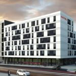BatiPlus supervise la construction de l'hôtel IBIS à Vilnius en Lituanie