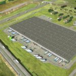 Nadzór nad budową hali w Goodman Warsaw Logistics Centre w Grodzisku Mazowieckim
