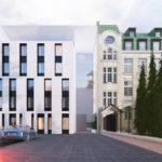 La construction de l'hôtel Ibis Styles Varsovie Centre sous la surveillance technique de BatiPlus