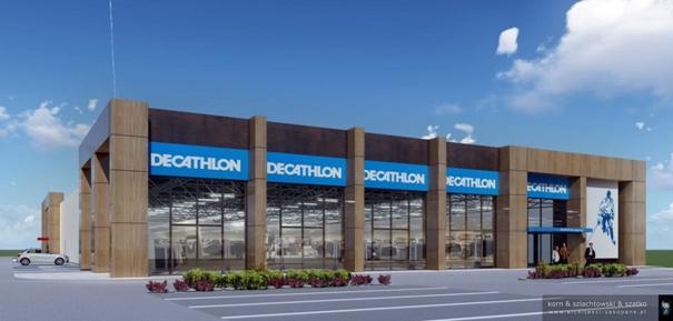 decathlon nowy targ